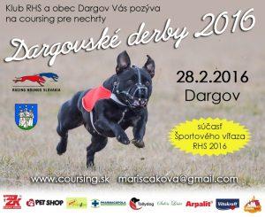 Dargovske derby 2016