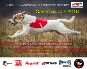 Cassovia Cup 2016